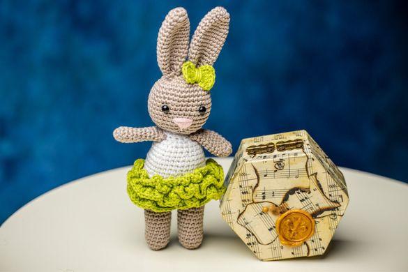 Плетени играчки нс една кука-Зайче, Жирафчета и Коледно еленче