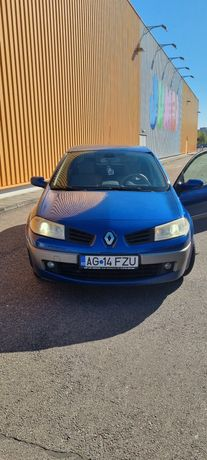 Renault Megane 2 1,6 benzina și GPL