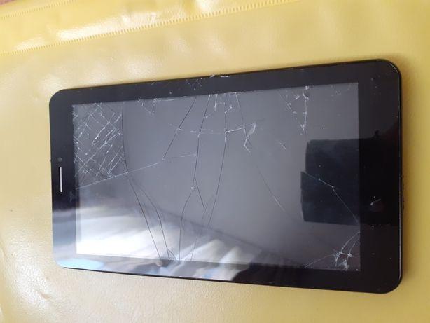 Tableta ax4 nano cu ecran spart