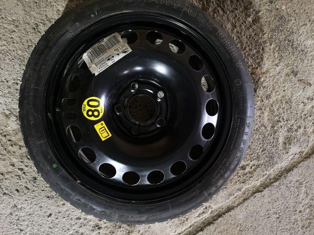 Rezerva slim Îngustă 5x110 r16 Opel Saab noua nefolosita import German