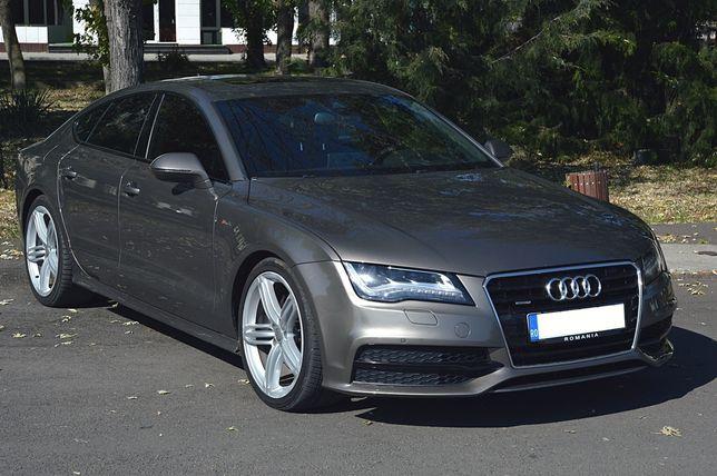 Audi A7  3.0TDI S-line plus