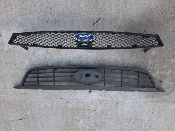 Grilă/mască radiator ford focus 2 1,6 tdci 109 cp