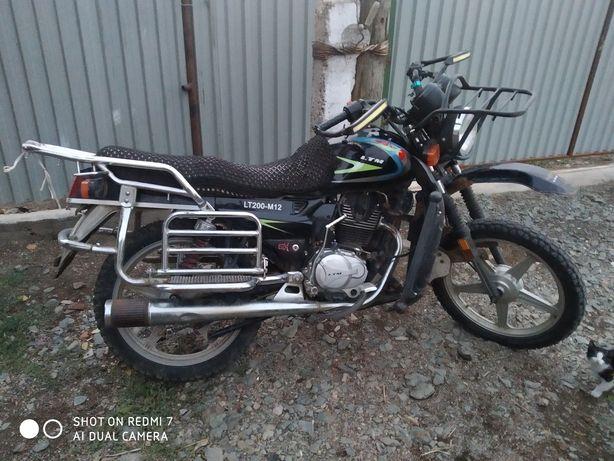 LTM 200 мотоцикл