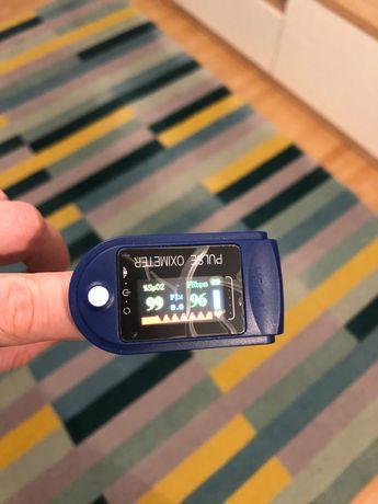Pulsoximetru Nivel Saturatie Oxigen Sange, Puls