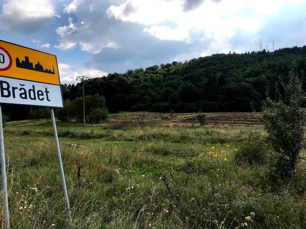 Vand teren Sacele, jud. Brasov (zona Bradet)