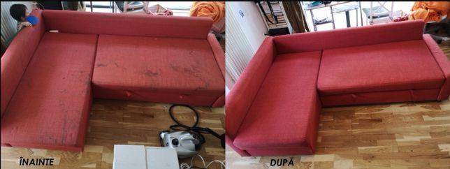 Curatare tapiterie auto, canapele, scaune, saltele, covoare,mochete