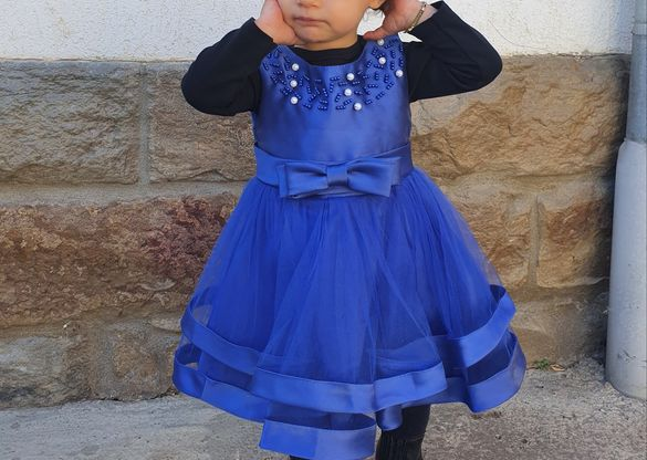 Детска рокля - 12 месеца