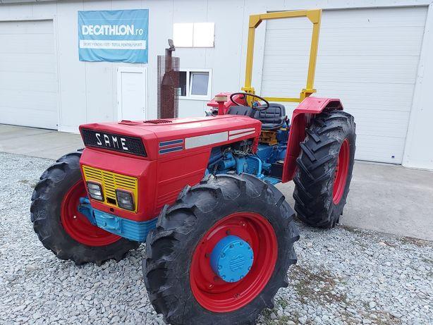 Tractor Same Saturno 80 DTC-4x4, import IT, stare excepțională, TOP!