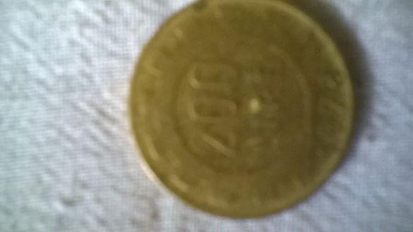 Стара италианска монета