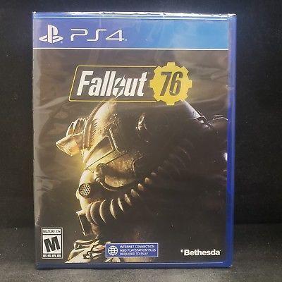 Joc Fallout 76 pentru PS 4
