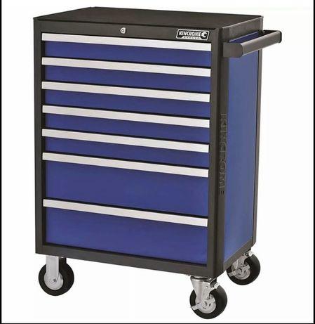 Organizator scule Kincrome Evolve 7 Roller Cabinet garaj service