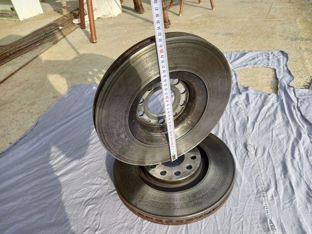 Vând discuri frana 320mm 5x112