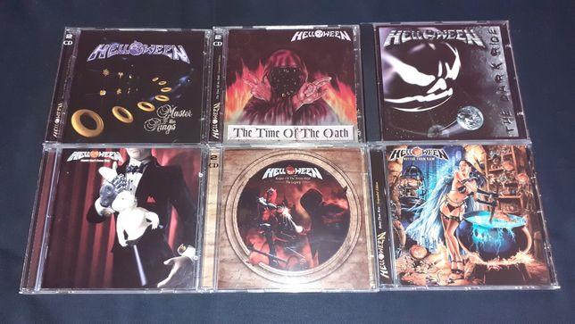 Helloween 12 cd-uri audio