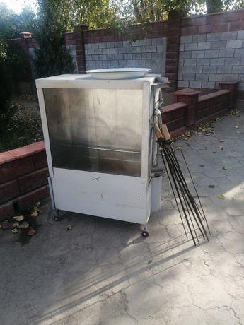 Аппарат для грилья