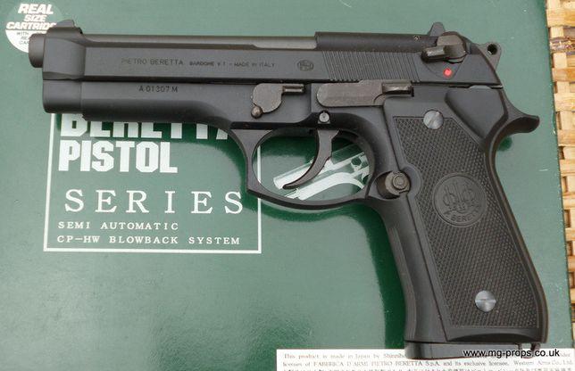 SUPER FORTA-OFERTAA! Pistol Airsoft FULL Metal 4J Modificat Co2gaz 6mm
