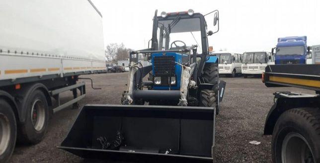 Трактор мтз-82.1 новый с навесным оборудованием