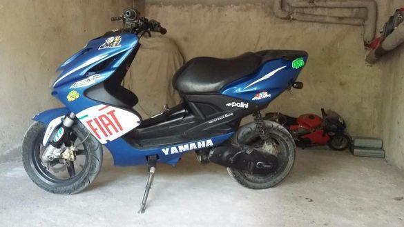 Продавам Yamaha Aerox