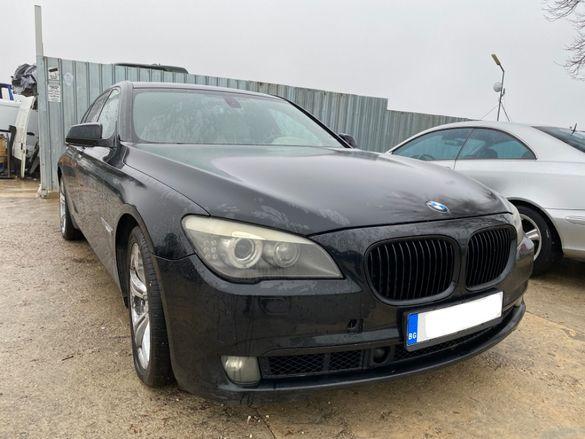 Продавам БМВ 750i Ф01 BMW 750i F01 на части