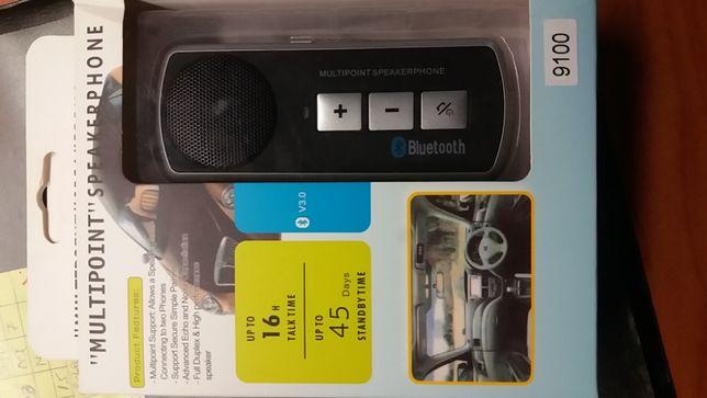Bluetooth auto telefon