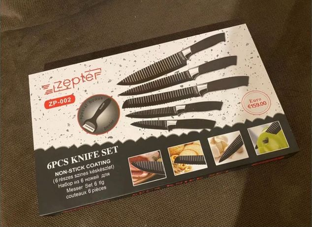 Zepter Набор ножей