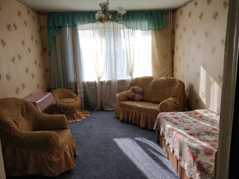Wi-Fi. Светлая, чистая, уютная 2-х комнатная на микрорайоне.
