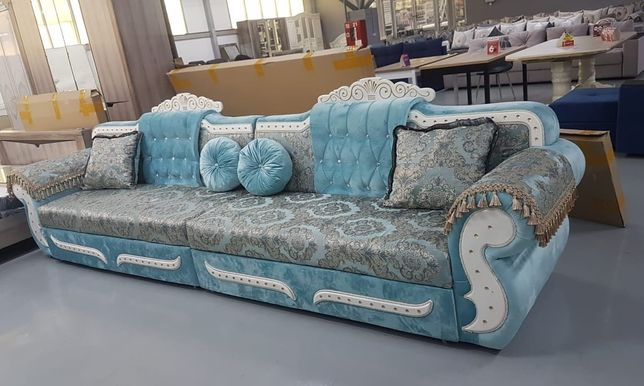 Шах диван прямой раскладной, по 210 тысяч до 01.08.21