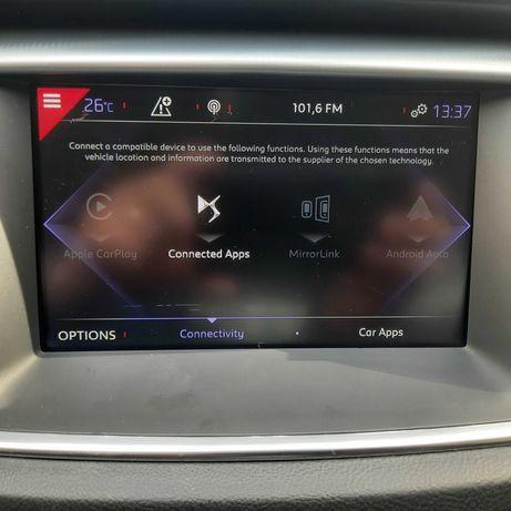 NAC Navigatie 3D CITROEN DS5 Peugeot 508 AppleCarPlay Android auto