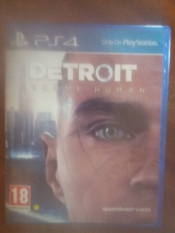 PS4: Detroit:Become Human