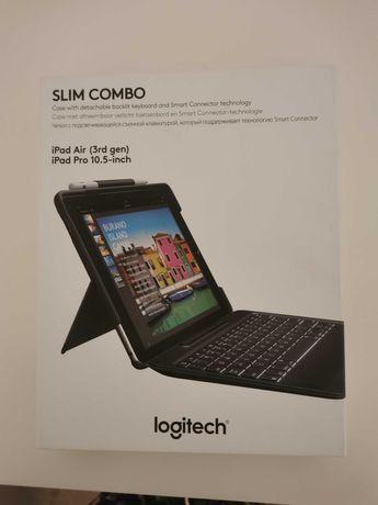 Tastatura/ case Ipad Air (3rd gen) și Ipad Pro