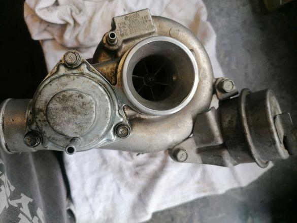 Saab turbo Td04l-14t