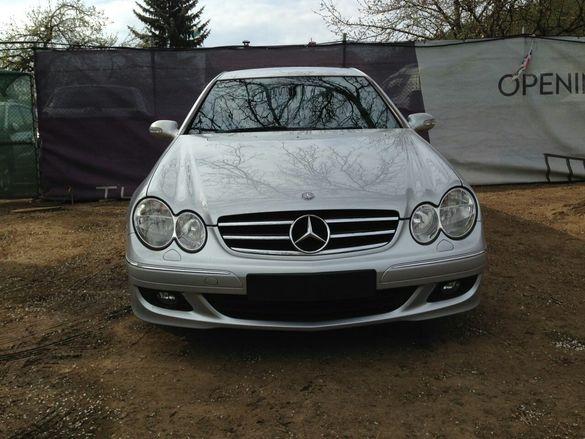 Mercedes CLK 220CDI 150кс.66000mi. НА ЧАСТИ