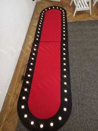 Runway carpet , catwalk