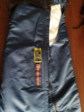 Pantaloni noi, protecție pt drujbisti