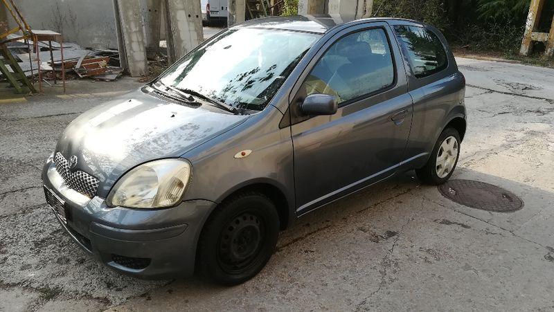 Toyota Yaris 1,4 D4D 2004г. - на части гр. Варна - image 1