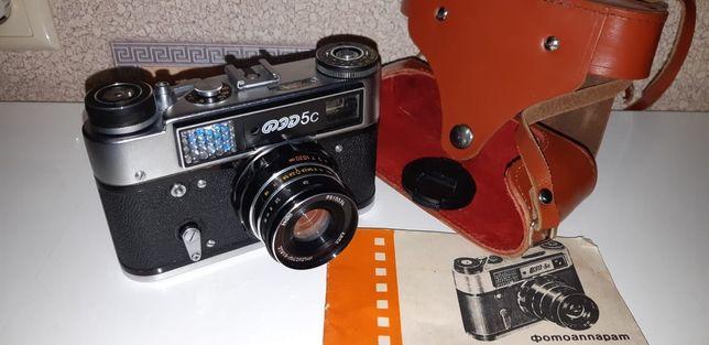 ФЭД 5С фотоаппарат