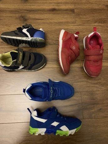 Обувь на мальчика (29р)