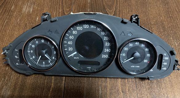 Километраж от Мерцедес ЦЛС / Mercedes CLS