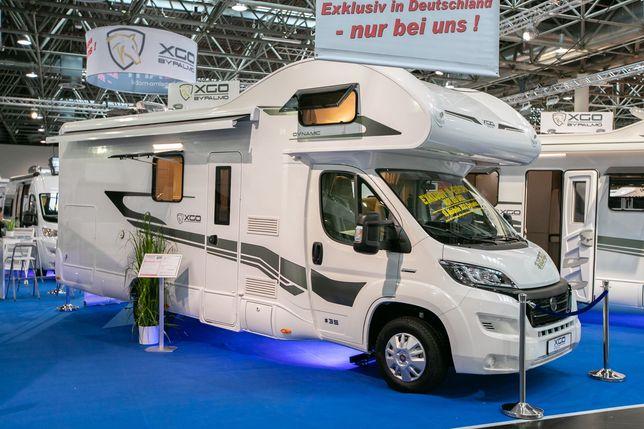 Vanzare Autorulote model 2022 - XGO DYNAMIC 35G (RIMOR Italia)6 Locuri