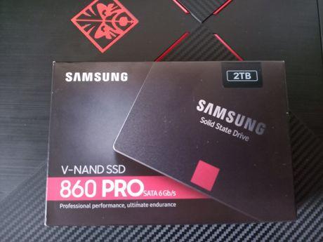 SSD Samsung 860 PRO 2.5 2TB SATA3