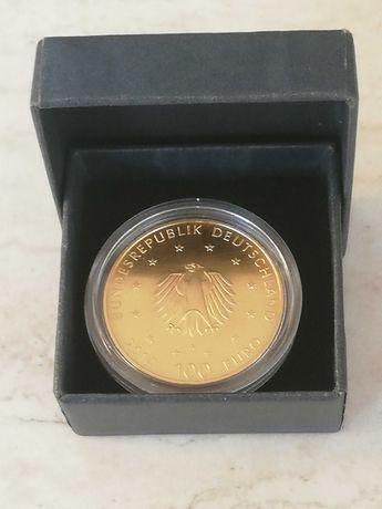 Колекционерска златна монета 24К