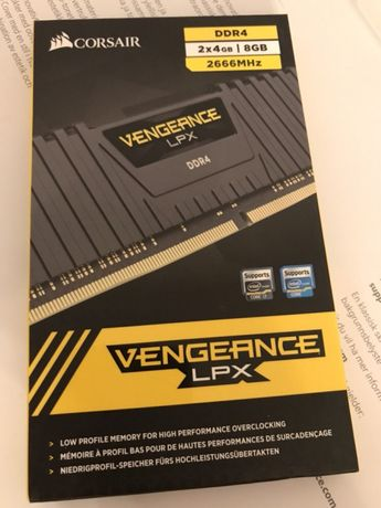 Corsair Vengeance LPX DDR4 8GB 2x4GB 2666Mhz Nou sigilat