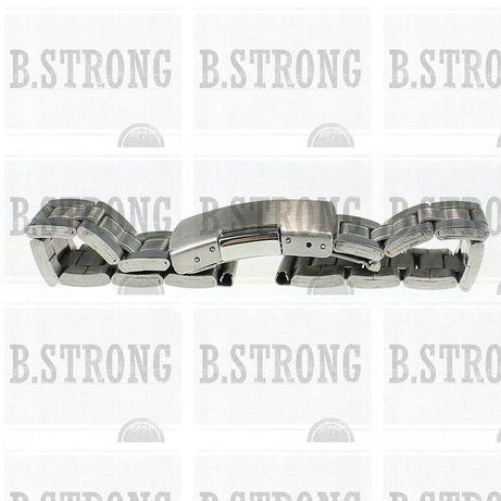 BRATARA CEAS metalica INOX 20mm si 22MM pentru Diverse modele de ceas