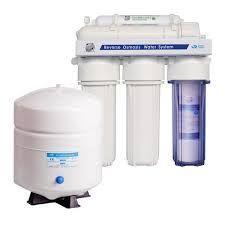 Фильтр для воды RO 50 Обратный Осмос 5 степеней очистки + подарки