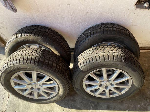 Jante Aliaj 5X112, 215 60 16 VW,Audi,Skoda