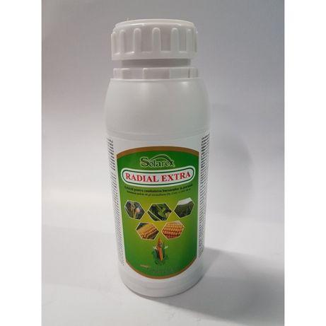 Nicosulfuron 60 grame/litru, Radial Extra