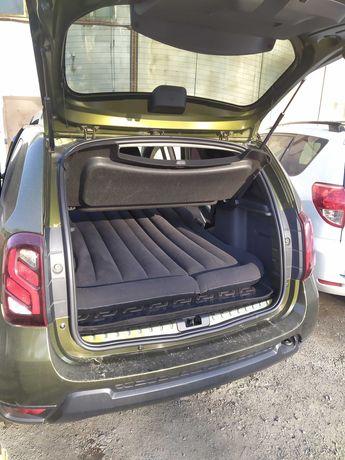 Надувной матрас в авто 2 в 1 универсальный