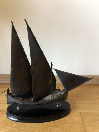 Barca argint englezesc