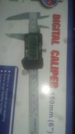 Subler electronic, nou, in cutie, zona Iancului, sau curier