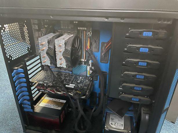 Персональный компьютер Core i7-3930К/20Gb/SSD 120/HDD 1Tb/GTX 970 4Gb