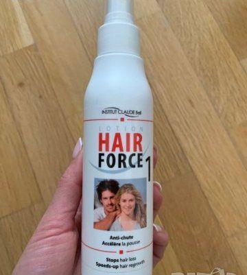 Лосион за засилване растежа на косата